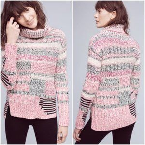 Anthropologie Sparrow Chunky Knit Alam Sweater XS